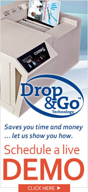 Schedule a live demo of our Drop&Go technology